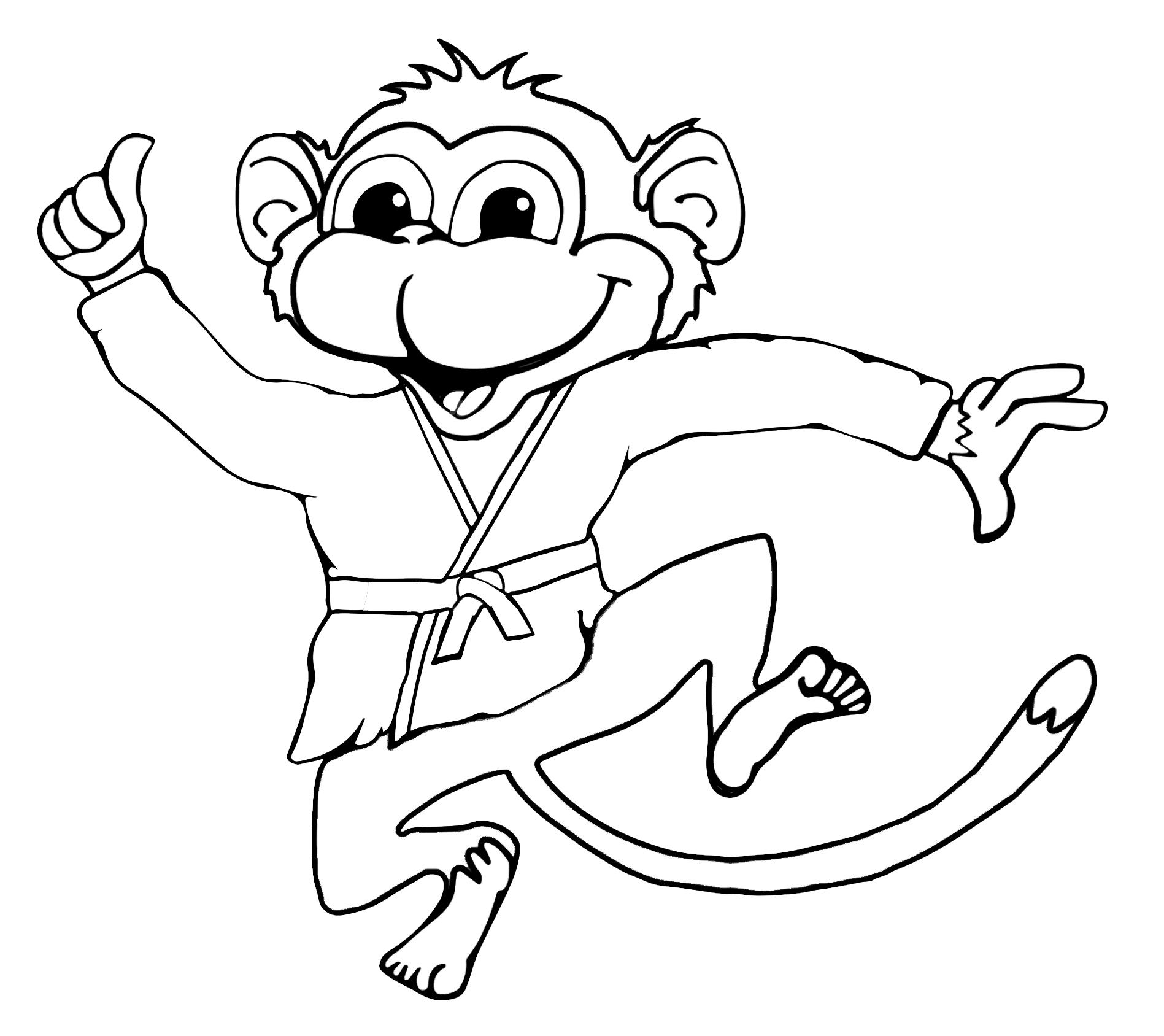 Judo-Malvorlagen : Downloads : Corona-News : Deutscher Judo-Bund